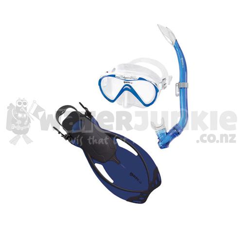 Mares Seahorse Allegra Kids Snorkeling Set