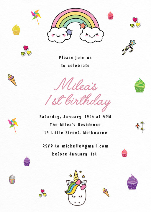 Personalized Party Invites News 2nd Second Birthday Invitation Wording Sample Ideas Personalized Party Invites