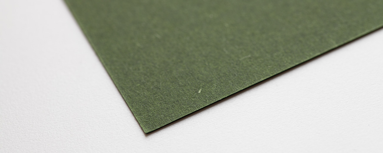 Paperlust Forest Green
