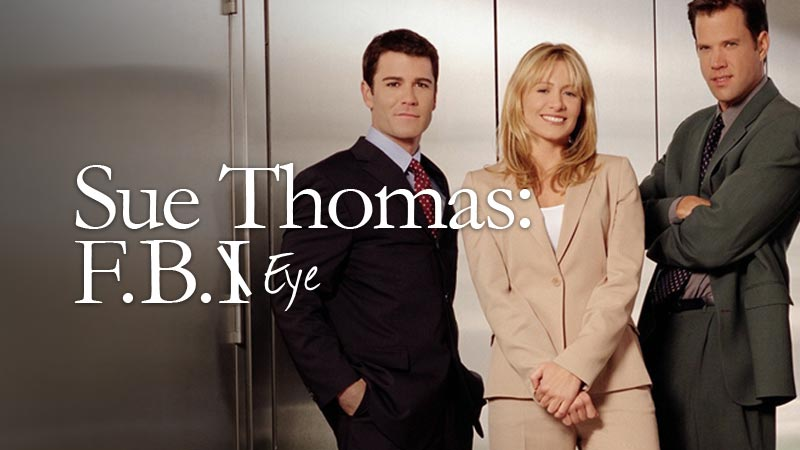 Sue Thomas: F.B.Eye, Sue Thomas: F.B.Eye, Season 1 Episode 25