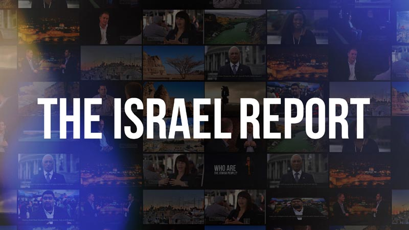 The Israel Report, Episode 8