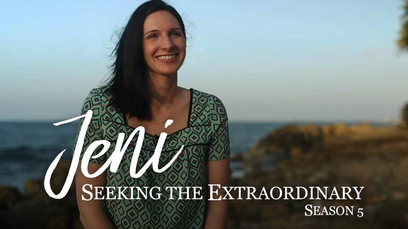 Jeni Seeking The Extraordinary - Season 5