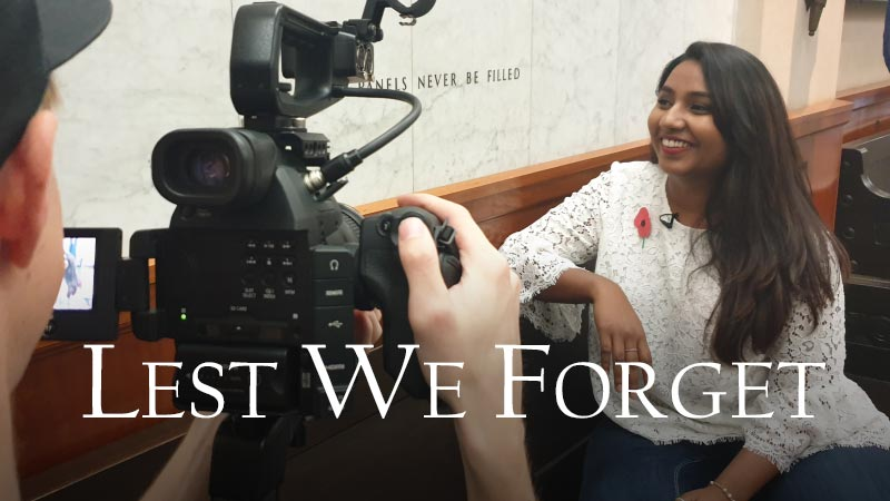 ANZAC - War Memorial Doco