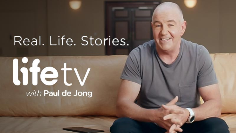 LIFE TV with Paul de Jong