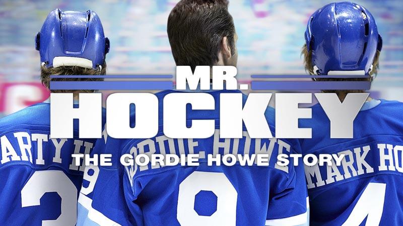 The Gordie Howe Story