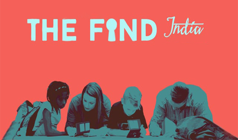 The Find: India, The Find: India, Season 1 Episode 1