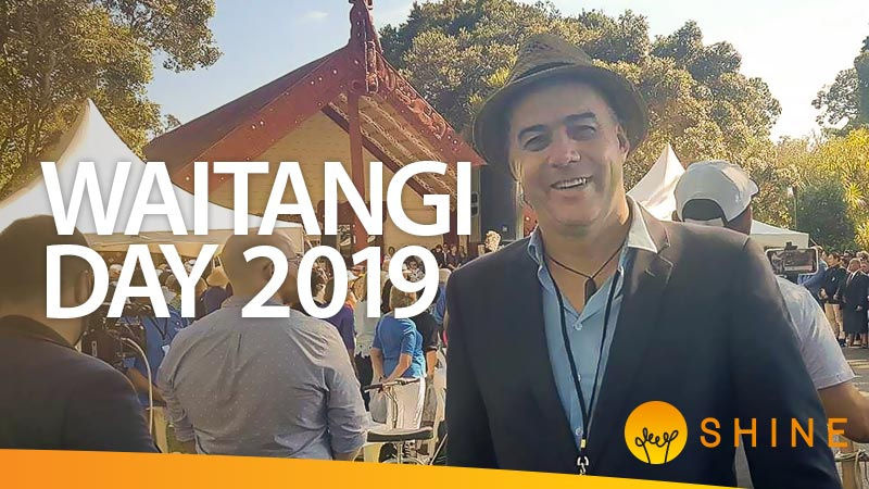 The Spirit of Waitangi