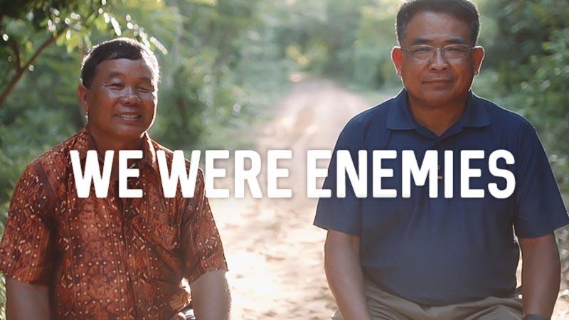 We Were Enemies