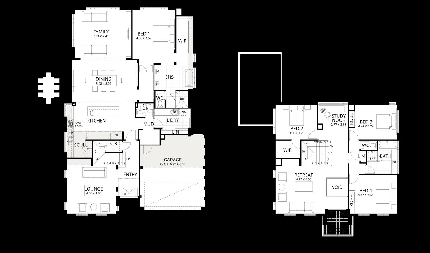 Floorplan for Coco 394