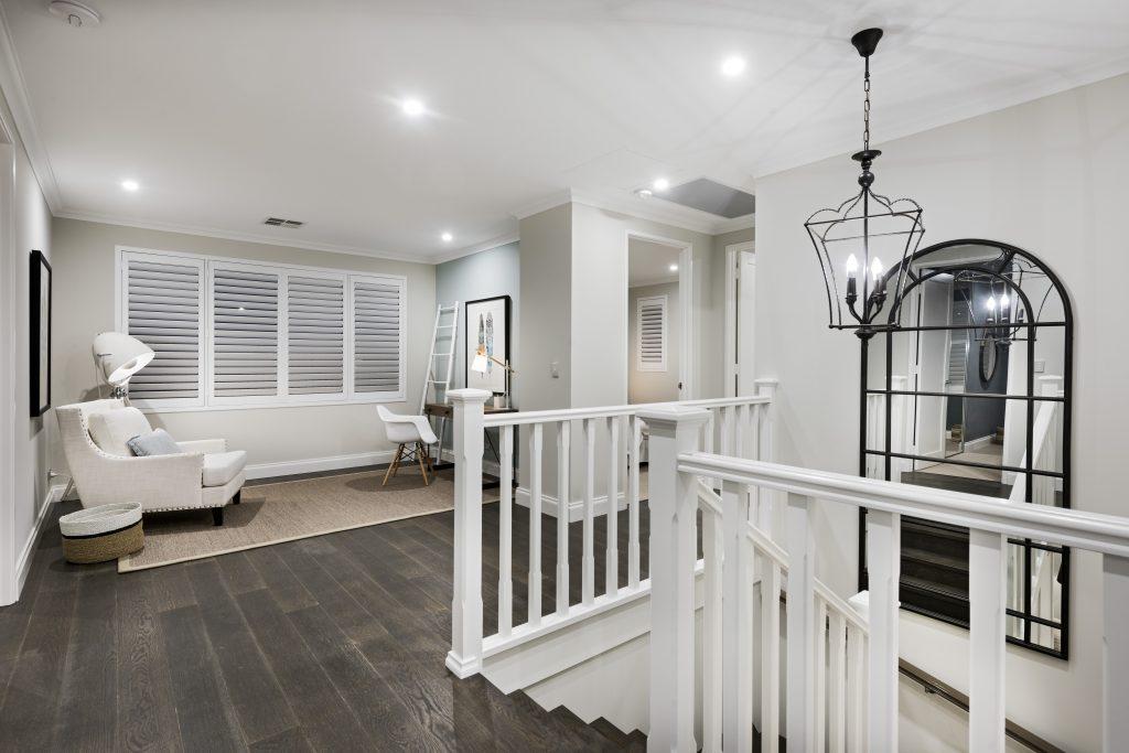 Hamptons homes timber floors