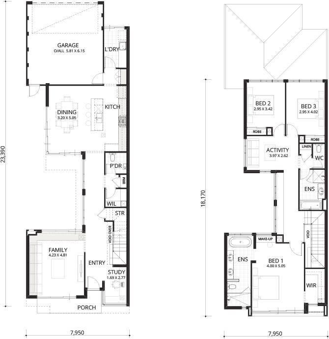 Floorplan for Jolimont