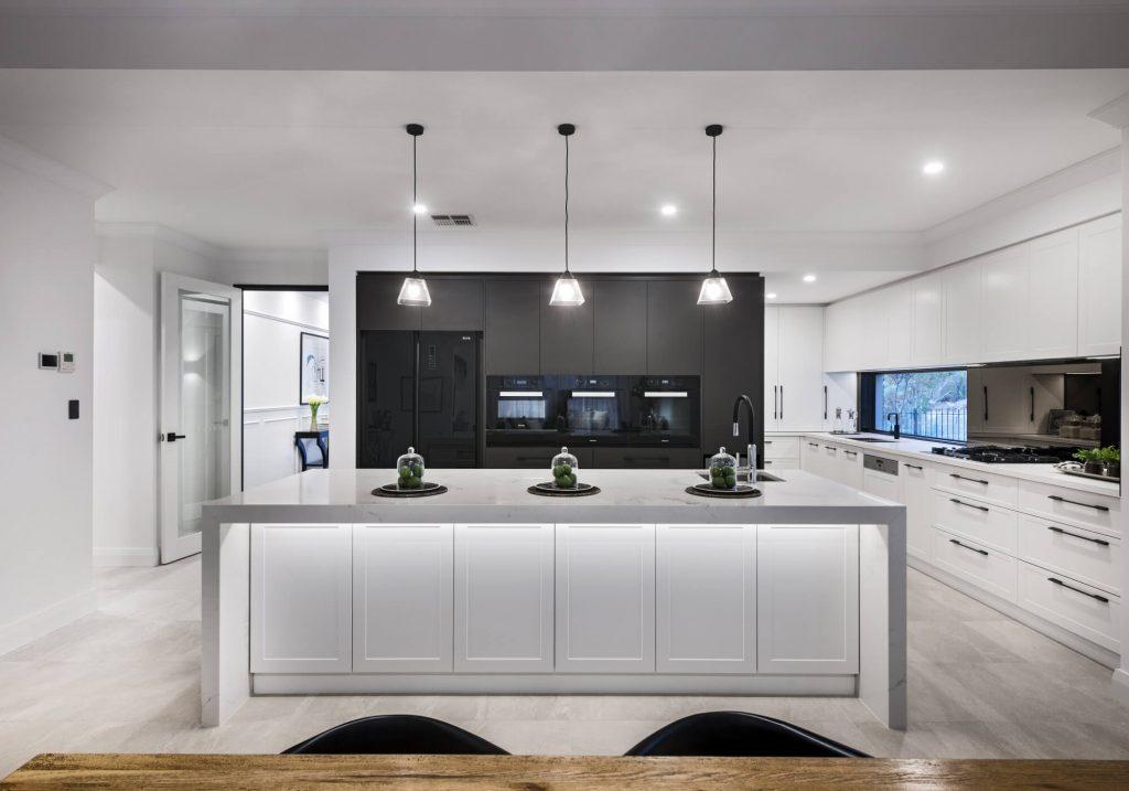 coco style kitchen