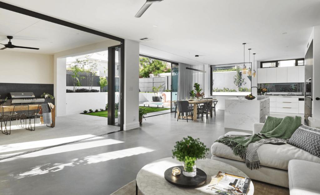 luxury display home