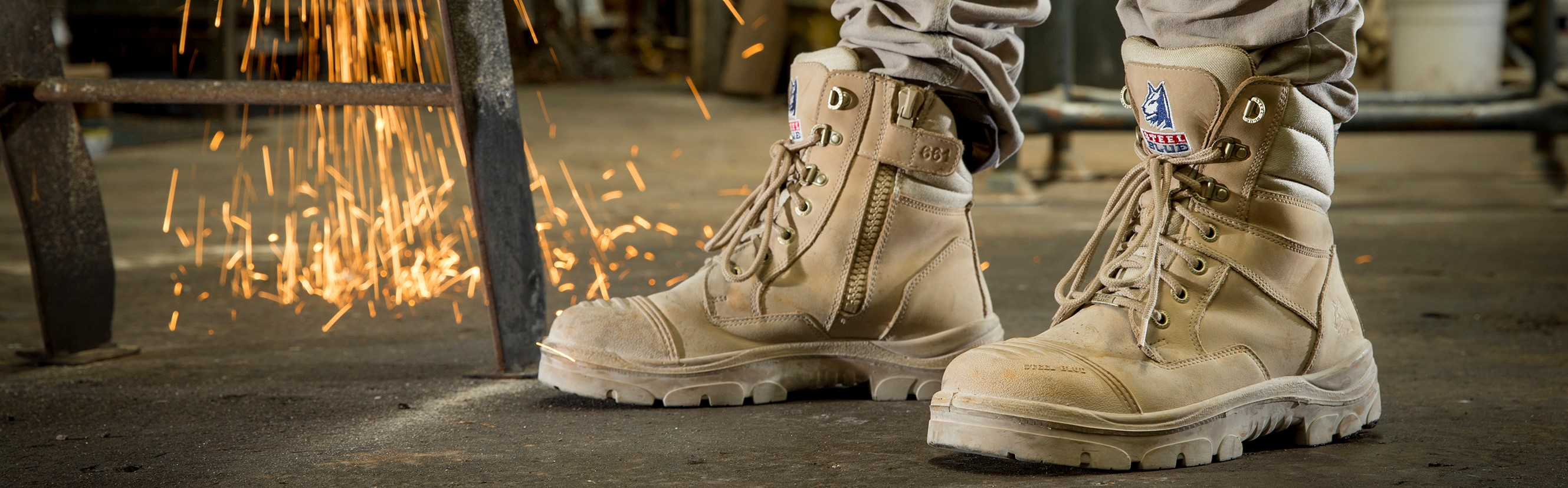 dad586de4fe Steel Blue Makes The Most Comfortable Work Boots | Steel Blue