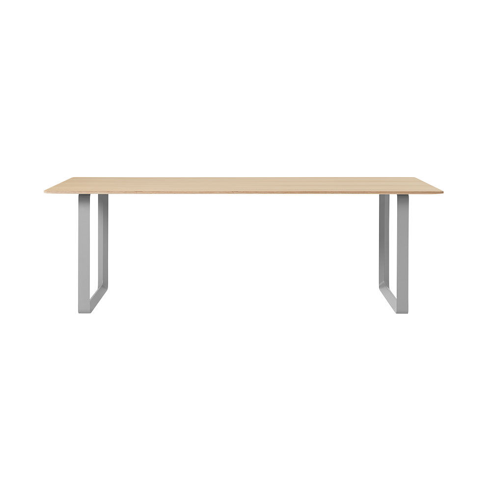 Top3 by design muuto new nordic muuto 70 70 dining for Table design 70