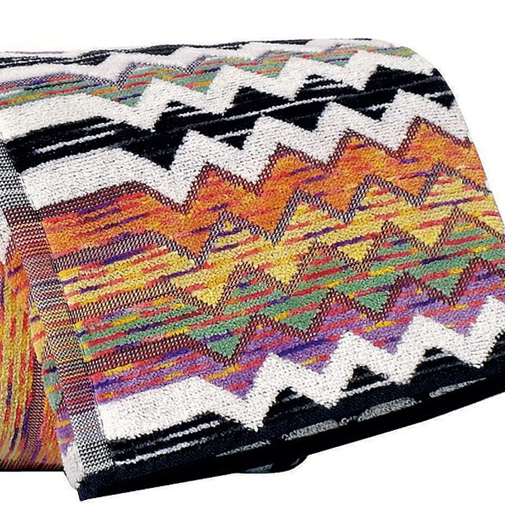 Missoni Stan Hand Towel: Paul Bath Towel 70x115
