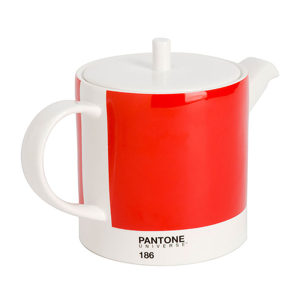top3 by design pantone universe pantone teapot ketchup red. Black Bedroom Furniture Sets. Home Design Ideas