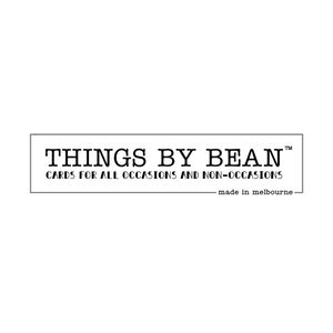 Things by Bean products sold at top3 by design