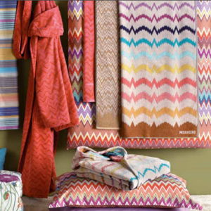 Missoni Home 2018 - Poppies Day
