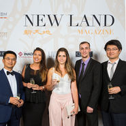 Top3 and Newland Magazine Chinese New Year Celebration news from top3 by design