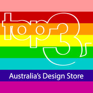LOVE WINS ! news from top3 by design