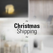 Shipping Times Christmas 2017 news from top3 by design