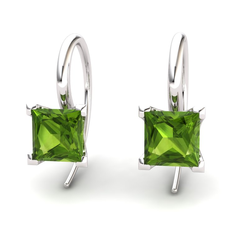 Peridot Earrings Magic of Love_image2