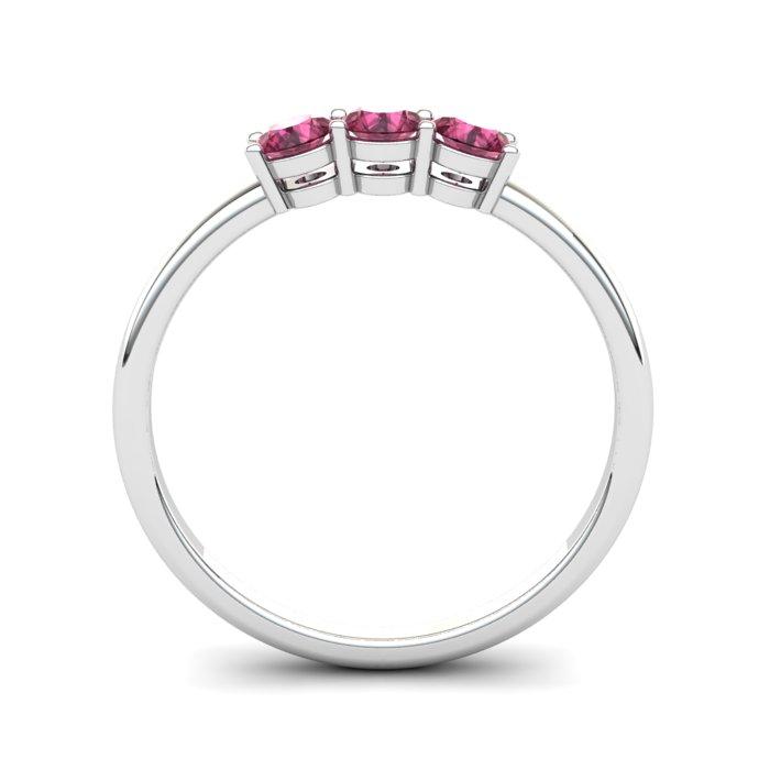 Garnet Three Wishes Ring_image2