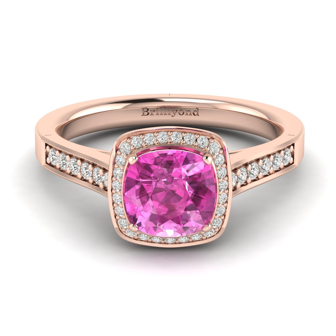 Sapphire Engagement Rings Australia | Natural Ceylon Sapphire ...