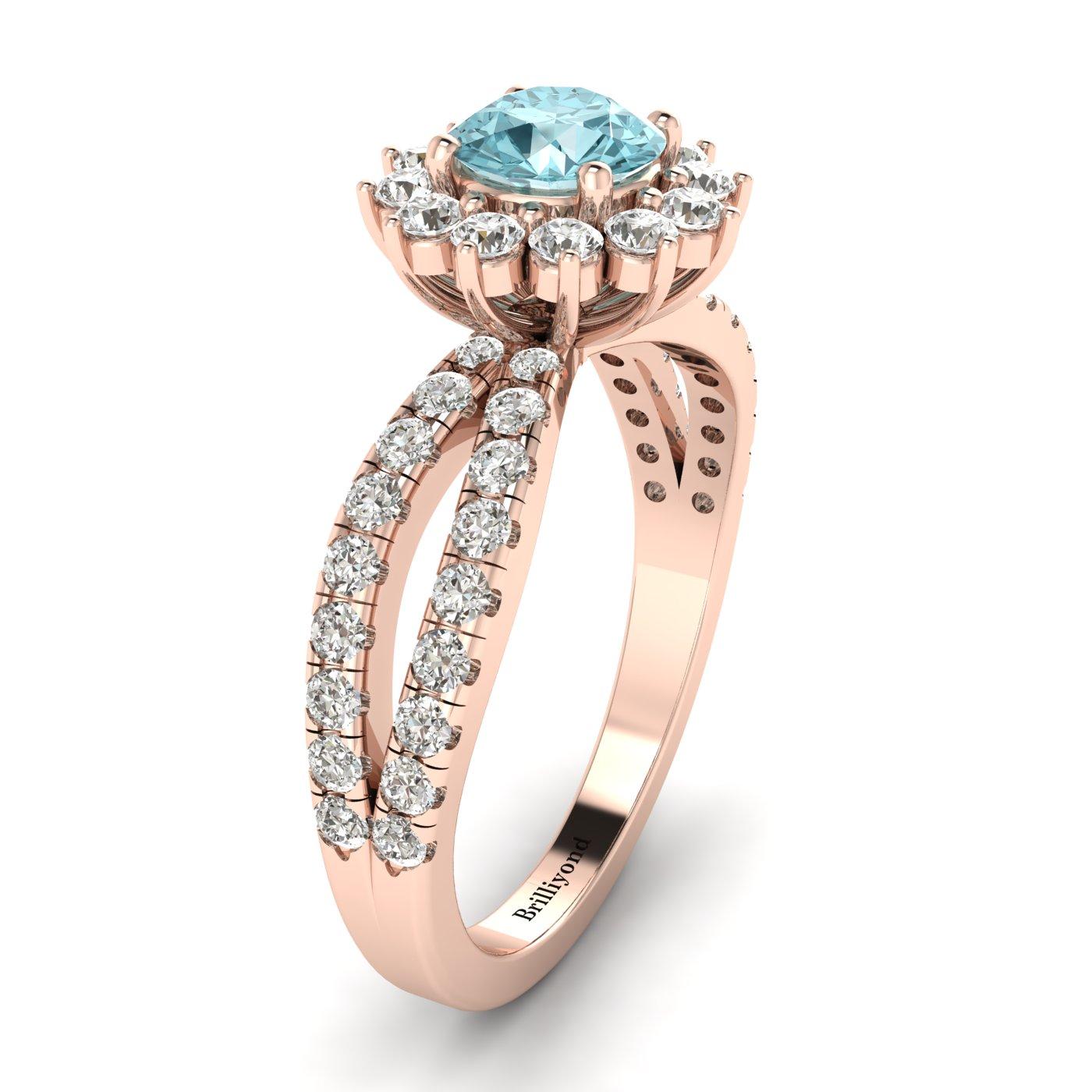 Halo Engagement Ring Nefertari_image2
