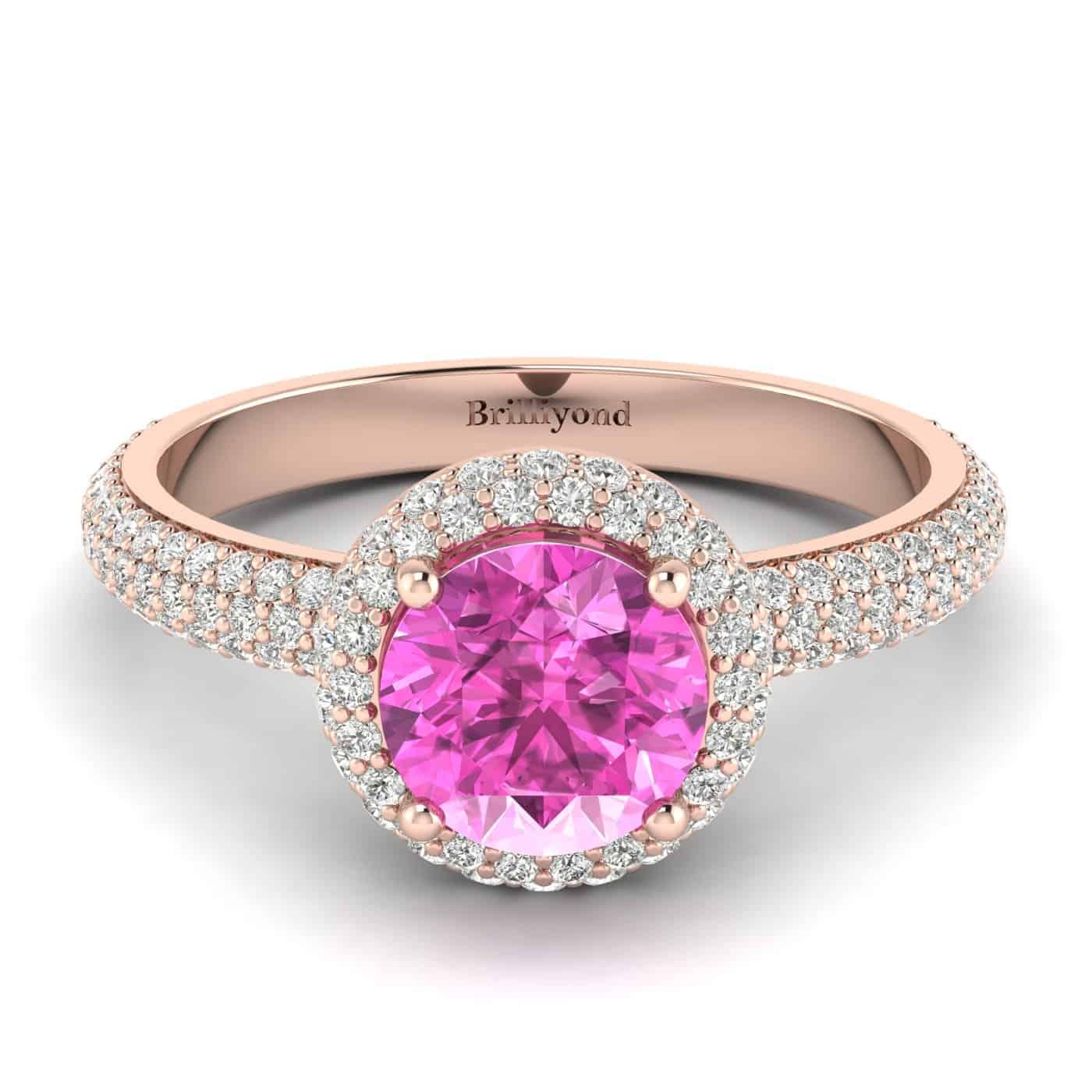 Best Pink Sapphire Jewellery with Gemstones in Sydney