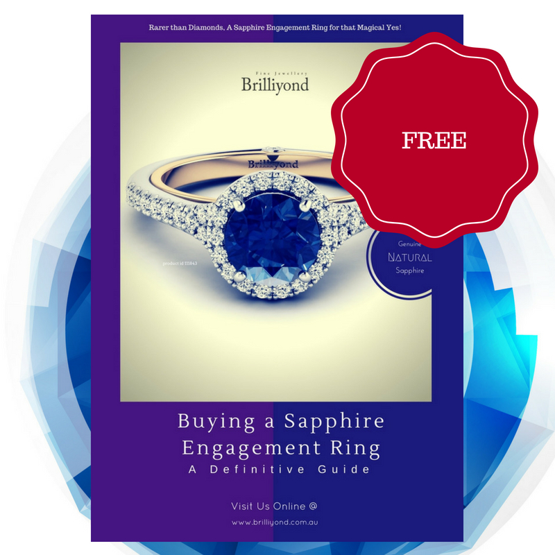 Buying a Sapphire Engagement Ring - A Definitive Guide_image1
