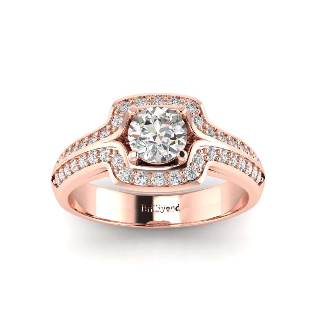 Dragoneye Engagement Rings