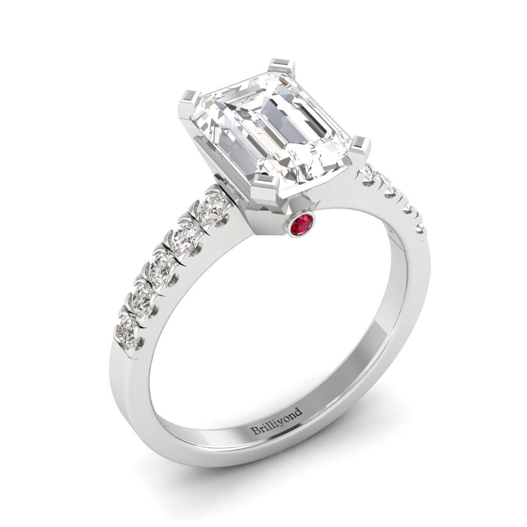 Seaqueen Engagement Rings