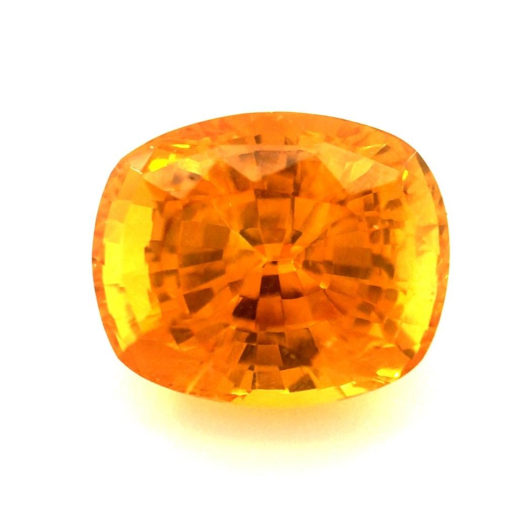 Yellow Sapphire 3.3ct