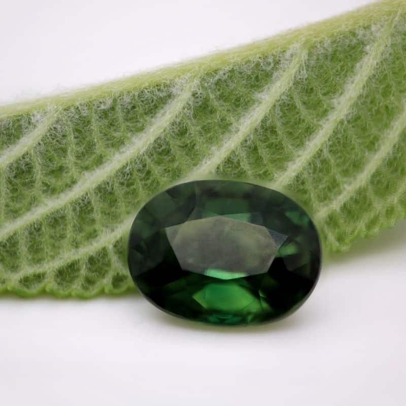 Green Sapphire(1.520ct)