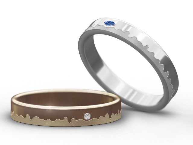 Jelly Wave Eternity Ring_image2