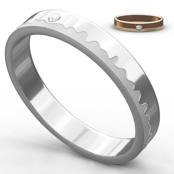Jelly Wave Eternity Ring_image3
