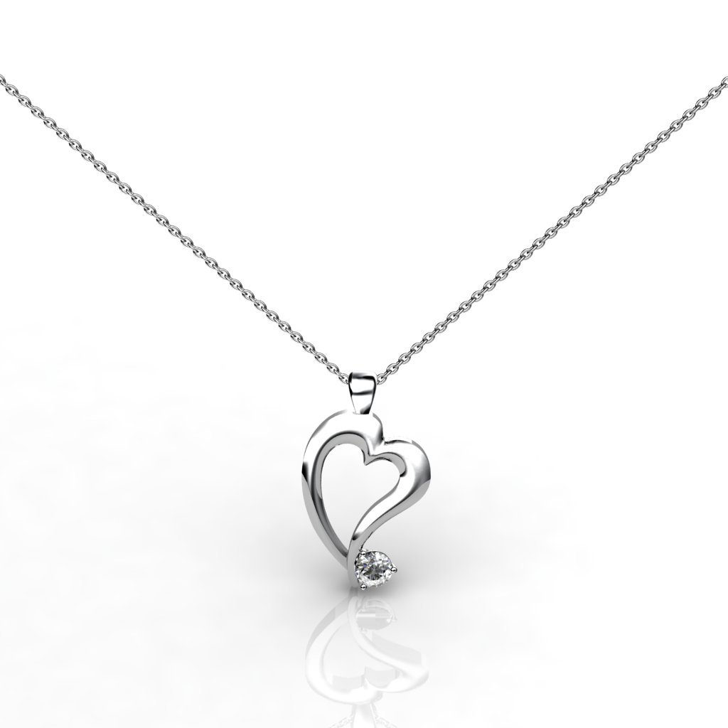 Heart Full of Love Necklace _image2