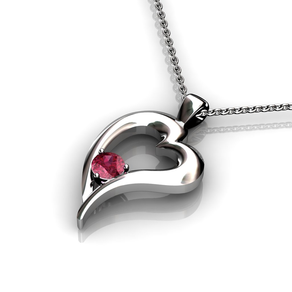 Heart Full of Love Necklace _image3