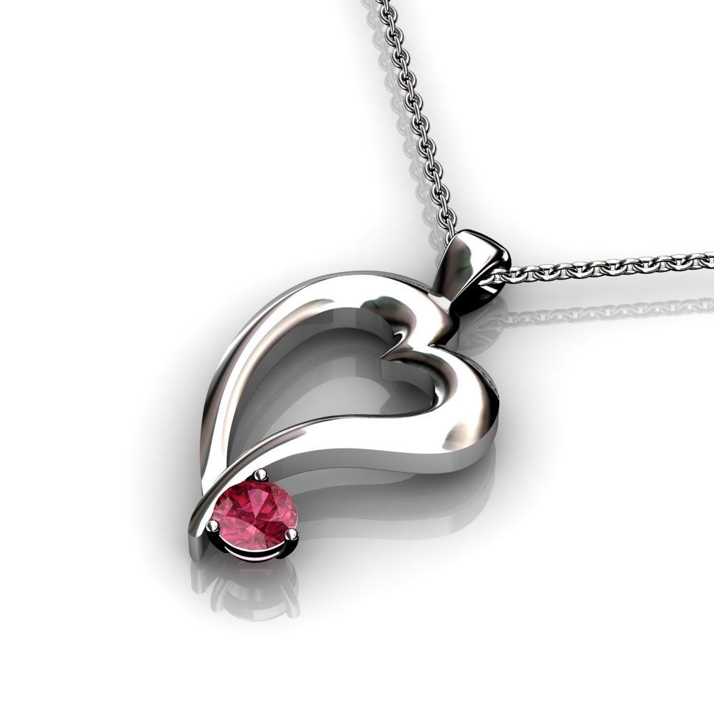 Heart Full of Love Necklace _image4