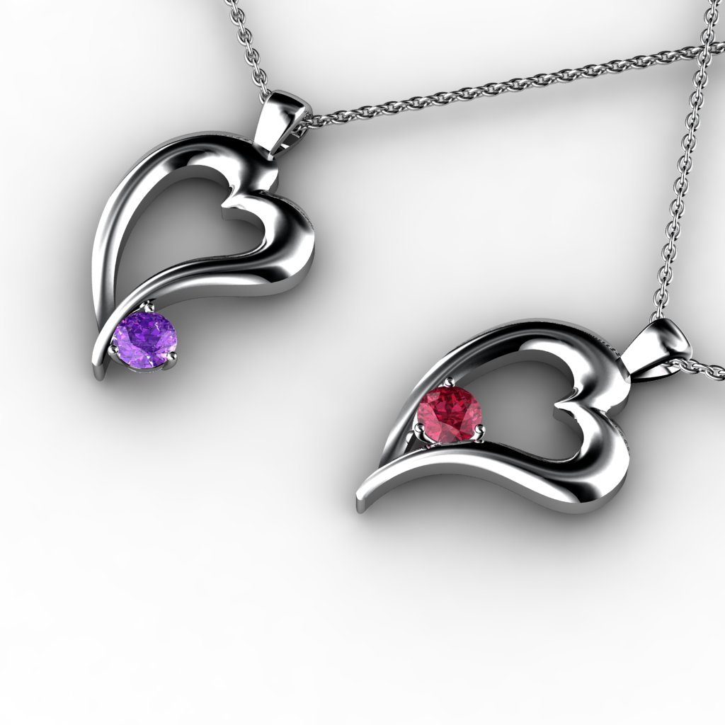 Heart Full of Love Necklace _image5