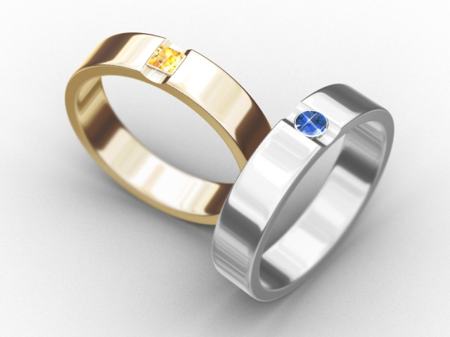 Groovy Eternity Ring_image2