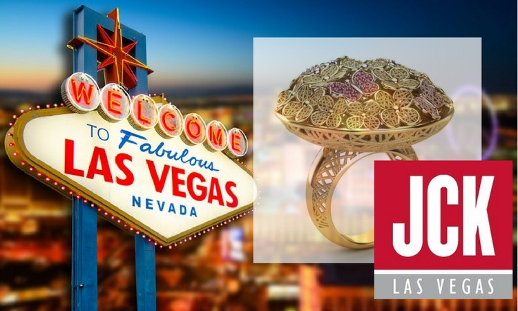 "Brilliyond's chief jewellery designer won an ""Award of Distinction"" at JCK Las Vegas"