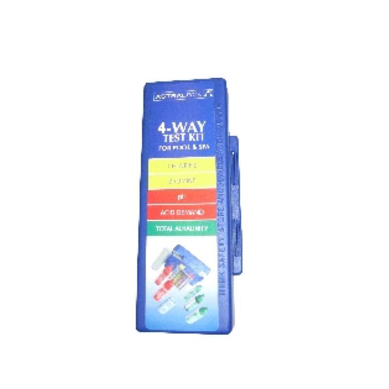 4-Way Test Kit For Pool & Spa Image 1
