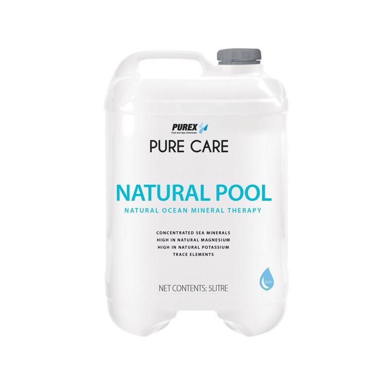 Natural Pool Image 1