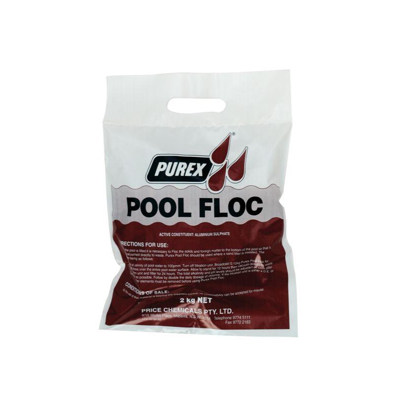 Purex Pool Floc Image 2