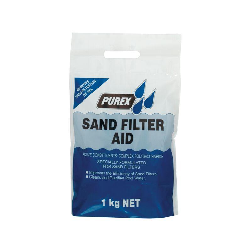 Purex Sand Filter Aid Image 1