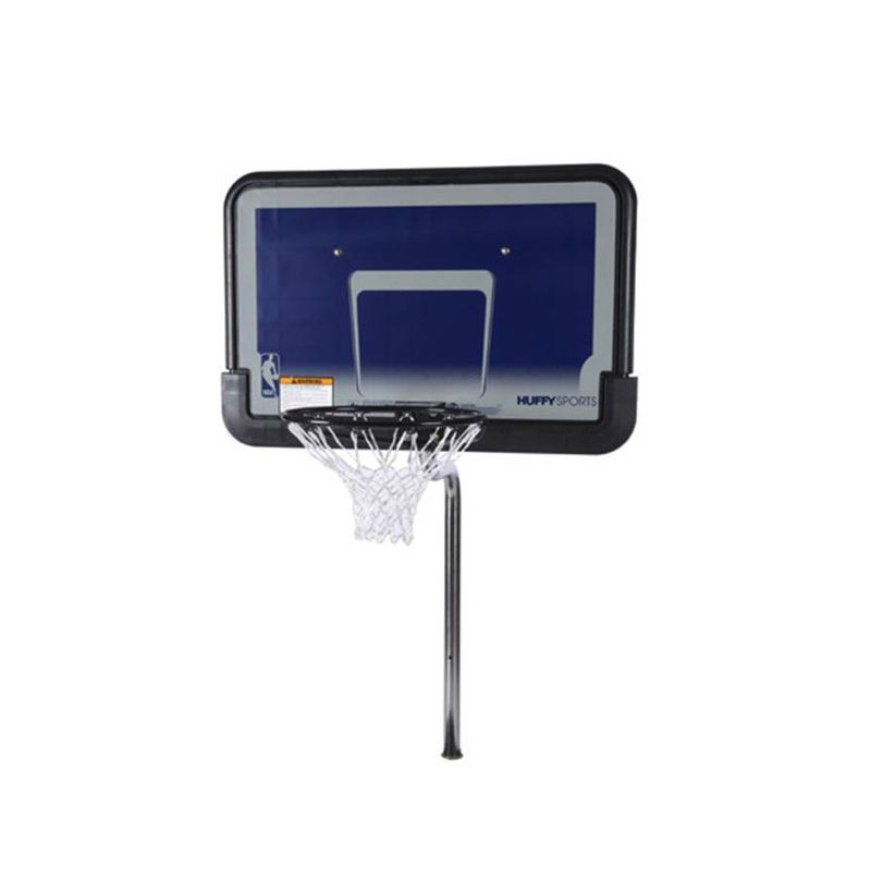 Single Post Basketball Game Image 1