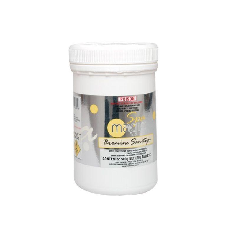 Spa Magic Bromine Tablets Image 1